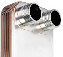 Legacy Chillers - Stainless Steel Evaporators