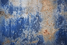 Corroded Paint