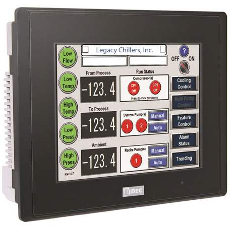 Chiller Controls - HMI