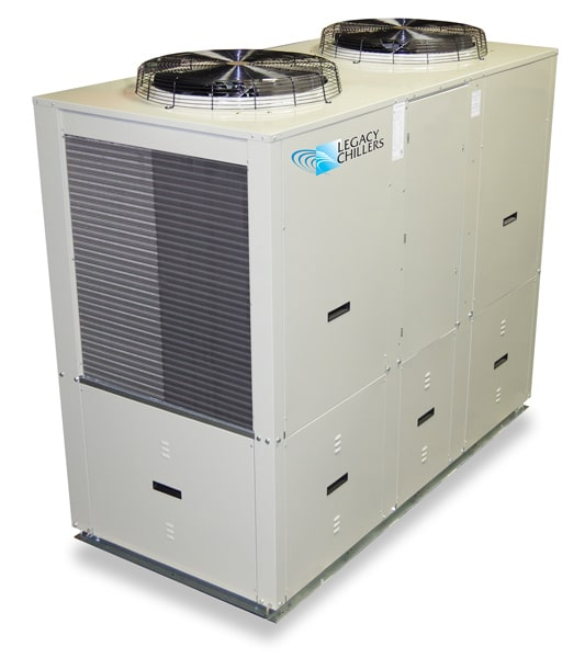 Package Air-Cooled Process Chiller with Stainless Tank