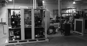 Process Chillers for Semiconductor Test Applications