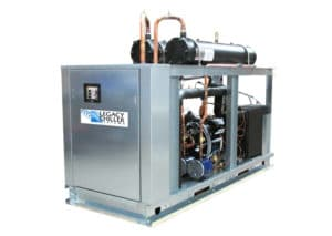 Water-Cooled Chiller External Tank Packages