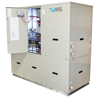 PZWT Water-Cooled Process Chillers