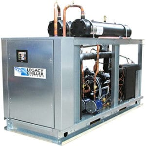 Water-Cooled Process Chillers