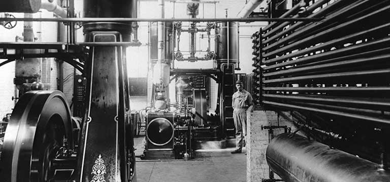 The History Of Hvac Legacy Chiller Systems Inc